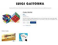 screenshot gattorna website