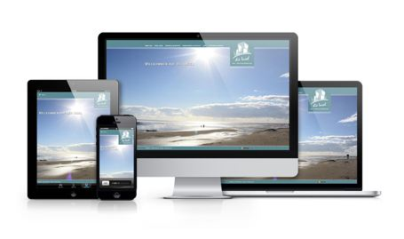 Responsive-showcase-insel