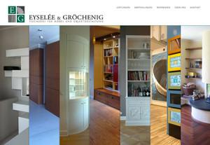 Eyselee-&-Gröchenig---Tischler-in-Hamburg Website Screenshot