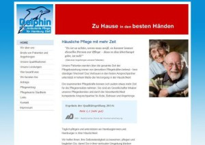 screenshot-delphin-hamburg website