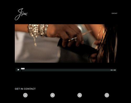 screenshot-isac-hair de website