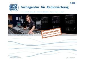 screenshot www.blanckundblanck.de