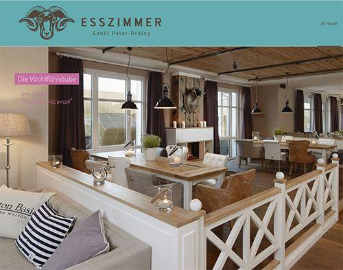 Website Esszimmer