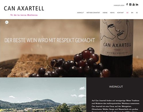 Website canaxartell